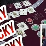 GETTING LUCKY in Ultimate Texas Holdem – Ultimate Texas Holdem Session