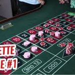 LIVE ROULETTE BATTLE – Alex Vs. David