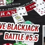 WHO WINS??? Live BLACKJACK Session – Alex vs. David