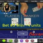 THE BEST BACCARAT WINNING STRATEGY EVER MADE ! 2019