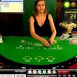 888 Casino live baccarat