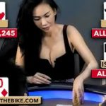 CATE STEALS THE SHOW!!! ♠ Live at the Bike!