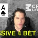 Poker Strategy: Tough Spot With Pocket Aces in Massive 4 Bet Pot