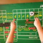 "Craps strategy.  My "" go to "" strategy"