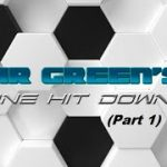 """Mr. Green's """"One Hit Down"""" Craps betting strategy"""