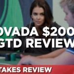 Bovada $200k GTD Golden Spade Poker Open Review (Part 3)