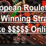 European Roulette 118 System Strategy Method Learn To Make Easy $$$ Online Explained Roulette System