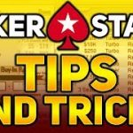 PokerStars Tips and Tricks