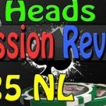 Session Review: HU Cash Texas Hold'em Online Poker Strategy Lesson – $25NL on Bovada #2