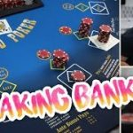 BREAKING BANK in Three Card Poker!! – Live Three Card Poker Session