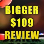 1st Place in the Bigger $109 for $49,156 – POKER STRATEGY REVIEW!