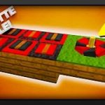 Minecraft – How To Make A Roulette Table