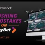 Micro Stakes Poker Strategy – Crushing TonyBet – Part 3