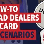 Basic Blackjack Strategy – How To Read The Dealer's Upcards
