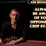 Gus Hansen's exclusive Poker Tips Video #1 (Beginners)