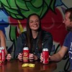 Work For Your Beer Does Unknown Brewing's #3SecondChugChallenge with Russian Roulette