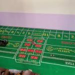 Craps strategy using ATS