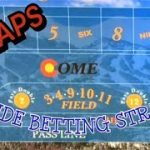 $66 Inside craps Betting Strategy
