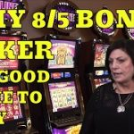 Why 8/5 Bonus Poker is a Good Game to Play with Video Poker Expert Linda Boyd