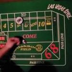 Craps strategy 6&8 to the don't