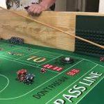 Craps – Golden Cross vs Iron Cross $60 Buy In/Practice Unedited One Take