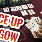 FACE UP Paigow Poker +Celebration – Live Paigow Poker #2