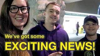 LUCKY CHANCES POKER + EXCITING NEWS w/ CzechRaiseCharles, Andrew Lok, and Ps & Qs Poker Vlog!