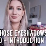 Pan Those Eyeshadows / Pan that Palette Roulette 2020  | Introduction