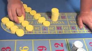 National Gaming Academy: American Roulette Video Tutorials # 4  Cutting Down pt2