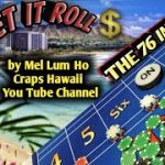 Craps Strategy – THE 76 INSIDE – CRAPS HAWAII CHANNEL STRATEGY!