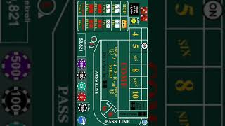 How to win 1000$ a day in casino Craps