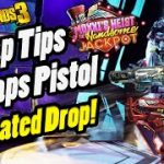 Cheap Tips & Craps Dedicated Drop Location! | Borderlands 3 DLC 1 Moxxi's Heist (Casino Chips SMG)