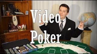 How to Win at Video Poker- Stan's Gambling Tips