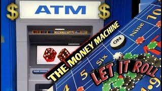 Craps $100 Beginner Strategy – Money Machine  Strategy to try to win at craps!