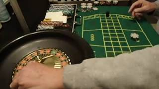 """Winning Roulette Strategy """"Toe The Line part 13 now at  $658"""""""