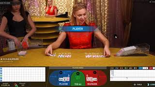 [1 Read Only Series] Baccarat Strategies: 1 Up, 2 Down Only + 10 Times + Is It A Winner or A Loser?