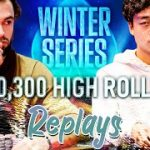 WINTER SERIES #53 wizowizo | mczhang | Negriin Poker Replays 2020