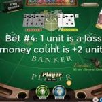 The best baccarat strategy of all time