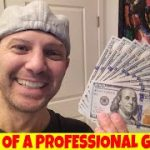 The Life Of A Professional Gambler- Money, Travel & Living Out My Dreams By Christopher Mitchell.
