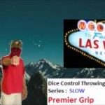 "Craps Dice Control: How to   "" Throw The Dice "" Throw # 1"