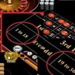 """Short term roulette strategy with bets on """"1 to 18"""" or """"19 to 36""""."""