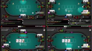 25 NL Ignition Poker Session 1 of 2 – Texas Holdem Poker