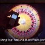 Basic diamond testing of roulette computer to determine consistency of predictions