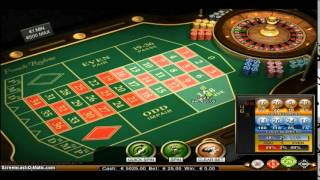 How to play Roulette French