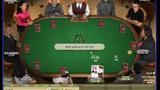 Freeroll Poker Strategy 3