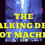 """The Walking Dead"" Slot Machine From Aristocrat Technologies – Slot Machine Sneak Peek Ep. 12"