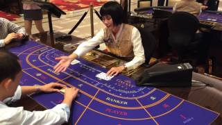 The secret of baccarat win,toeza baccarat