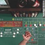 """$5 Table Friendly ""Inside Hop"" Craps Strategies & Tutorials 2020"