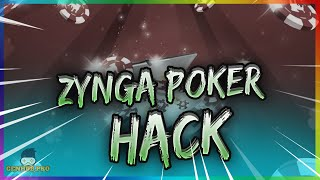 Zynga Poker Hack 2020 ✅ – Quick and easy tips to Get Chips! Work with (iOS/Android)