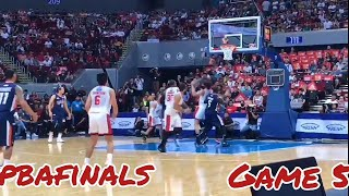 PBA Finals Game 5 Highlights